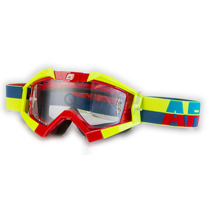 ariete RIDING CLOWS Top Asian Fit MX Goggles