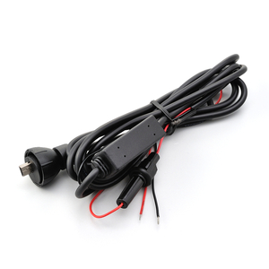 DAYTONA [Replacement Parts for Drive Recorder DDR-S100] 12V Power Cable [DORAREKO]