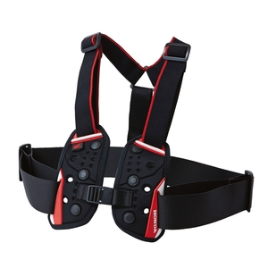 HONDA RIDING GEAR [Honda x RS TAICHI] Tech Cell Chest Fitting Belt for Protector