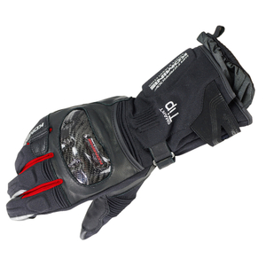 KOMINE GK-822 Carbon Protect Tourer Winter Gloves