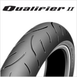 DUNLOP Qualificateur II 【120 / 70 Zr 17 MC (58 W) TL】 Tire