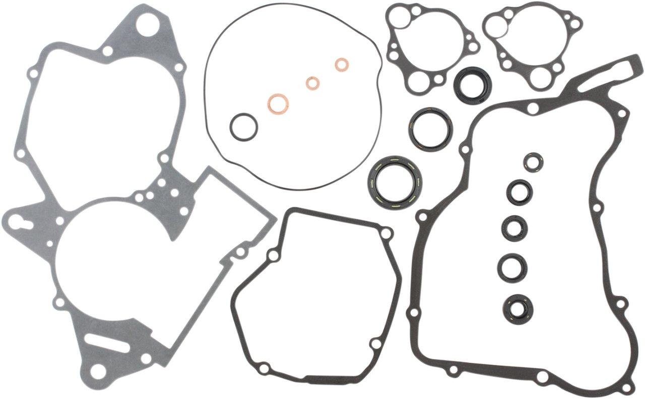 Honda Cr125 Engine Webike Japan Cr125r Wiring Diagram Cometic Gaskets Bottom End 0934 4249