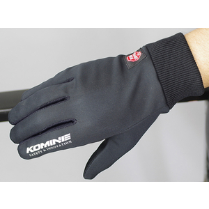 KOMINE GK-813 Wind Stopper Inner Gloves SHIWA