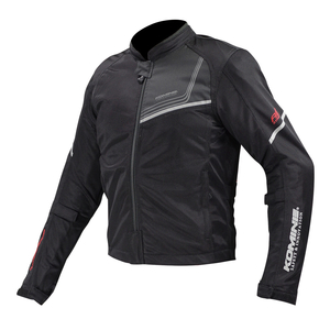 KOMINE JK-117 Protect Full Mesh Jacket Gimon
