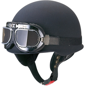MARUSHIN CL-275 Half Cap Helmet with Goggle