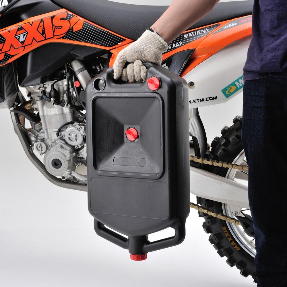 Oil Drain Change Storage Container Pan Motorcycle Harley Davidson Yamaha Ducati