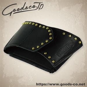 GOODS Shift Change Pad BK-L ROUND Studs