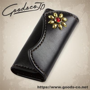 GOODS KIYOC Leather Key Case
