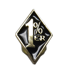 Motobluez [LAPEL PIN] Pin Badge