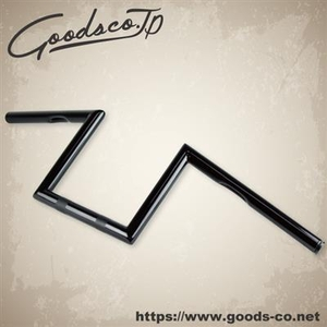 GOODS 8-inches Z Bar with Dimple