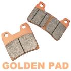 Golden pad 煞車皮(碟式煞車)| Webike摩托百貨