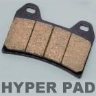 Hyper pad 煞車皮(碟式煞車)  Webike摩托百貨