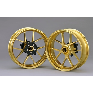 OVER RACING Forged Aluminum Wheel GP-TEN Wheel Set