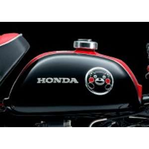 HONDA Fuel Tank Set [KUMAMON Spec.]