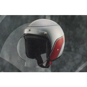 H2C ROYAL Open Face Helmet