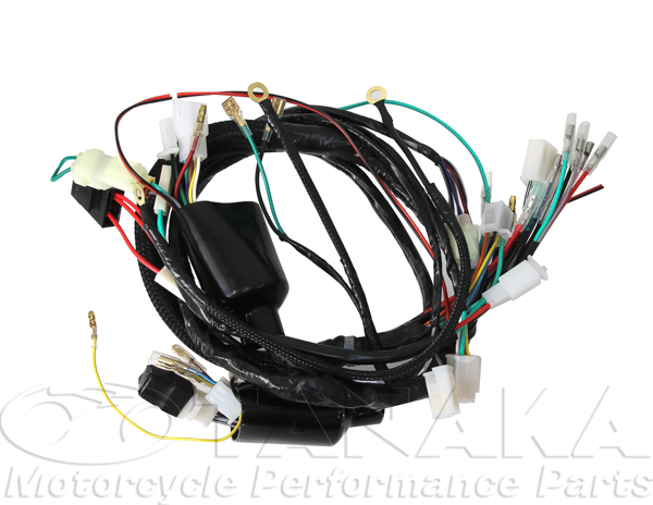 tanaka trading main harness for oem coupler on 2010 Honda Civic Stereo Harness