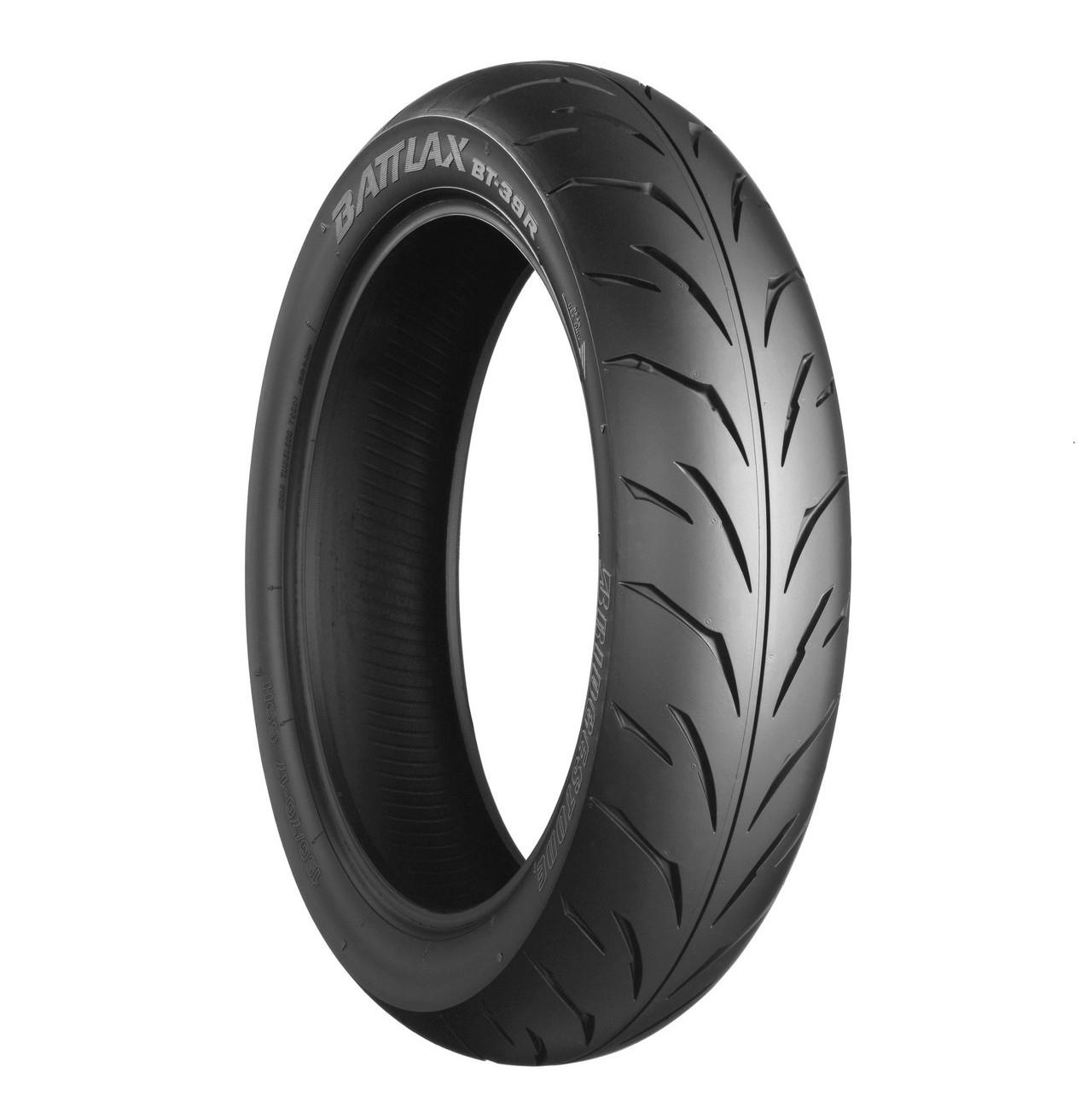 Bridgestone Battlax Bt39 130 70 17 62h Tire Mcs07850