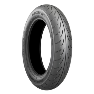 BRIDGESTONE BATTLAX SC[120/70-13 M/C 53P ] Tire