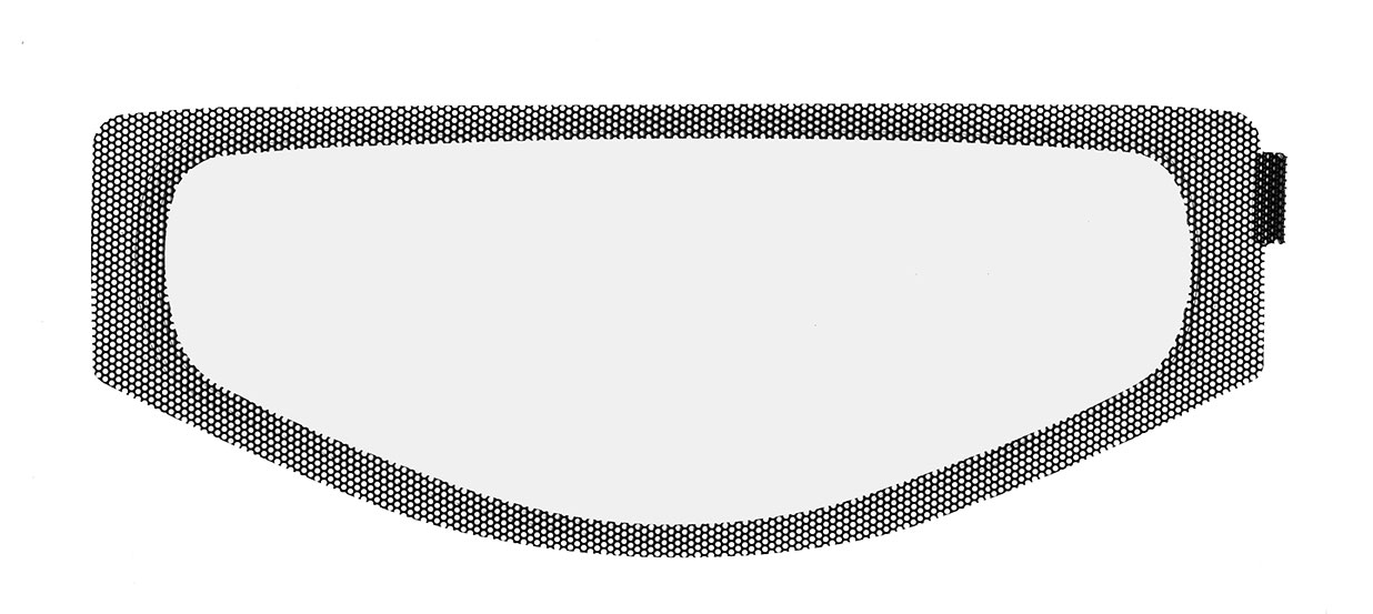 【e-tint】防霧插銷扣式安全帽風鏡 Akari Clear Ride 【通用型】 - 「Webike-摩托百貨」