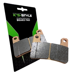 K's-STYLE Bremse Pads - Sport Art -