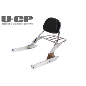 U-CP Backrest Set with Rear Carrier
