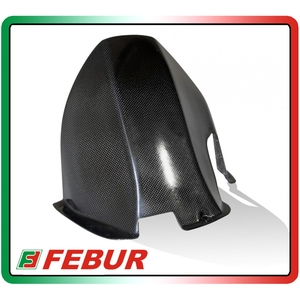 FEBUR Carbon bakre fender for swingarm