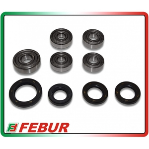 FEBUR High speed bearings wheels Kit
