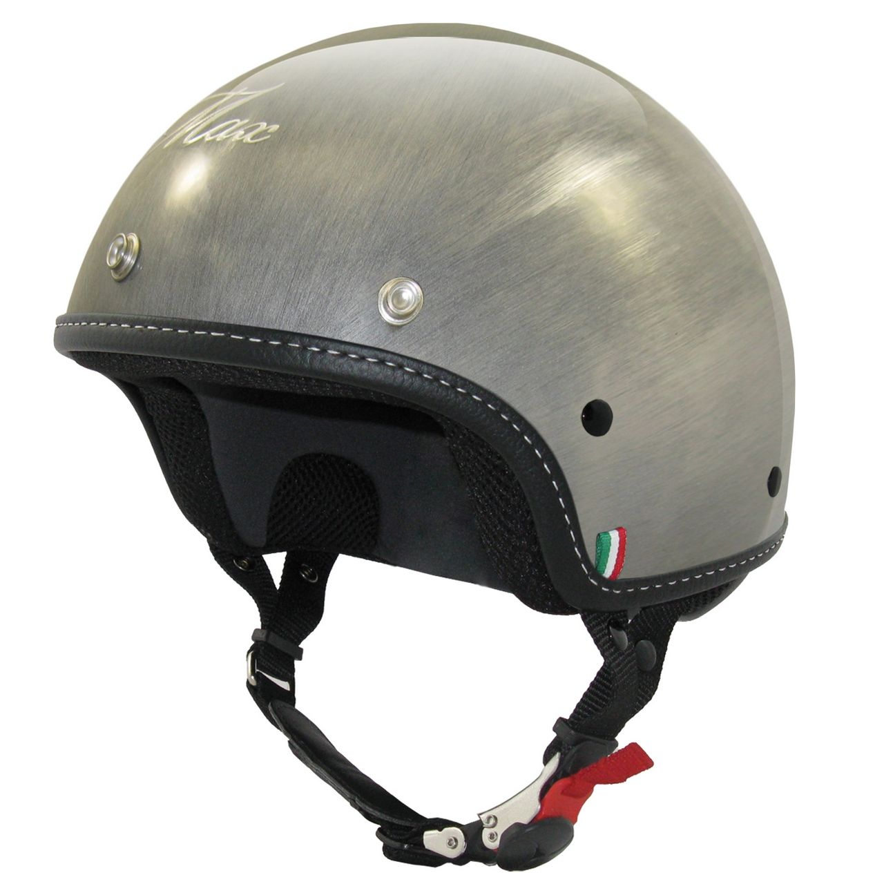MAX HELMET Casco DJET MINI SCRATCH