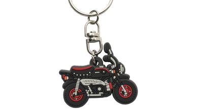 HONDA Official KUMAMON X MONKEY PVC Rubber Key Chain Key Ring