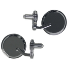 Round Type Bar end mirror Set
