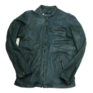 RIDEZ ACE Leather Jacket
