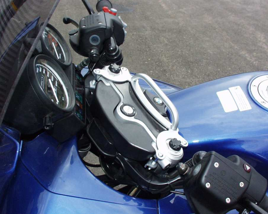【TOURATECH】GPS安裝支架轉接器 - 「Webike-摩托百貨」