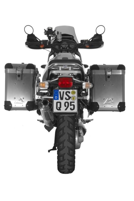 【TOURATECH】ZEGA-PRO2鋁合金馬鞍箱 Pannier System - 「Webike-摩托百貨」