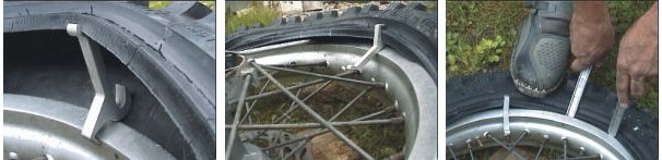 【TOURATECH】TUBE TYPE tyre levers - 「Webike-摩托百貨」