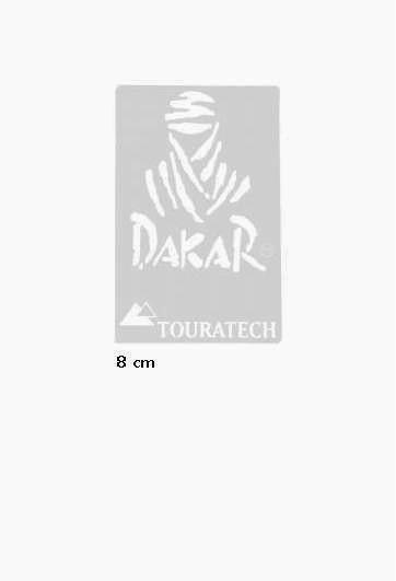 Touratech Dakar Aufkleber 01 100 0140 0
