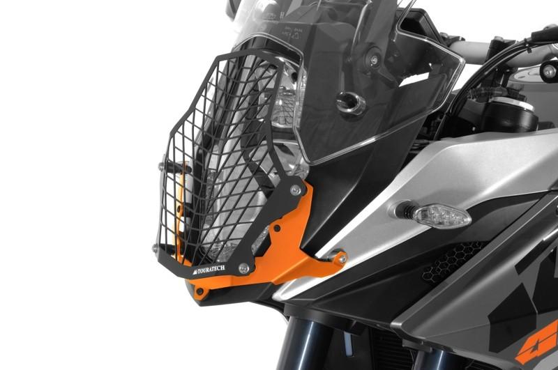 【TOURATECH】快拆式 頭燈保護蓋 - 「Webike-摩托百貨」