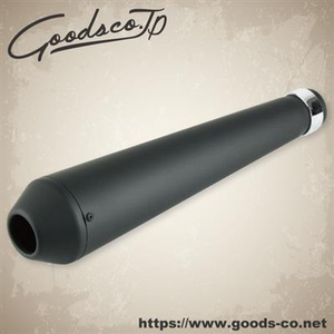 GOODS Reverse Cone Shorty Exhaust System