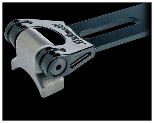 Biltwell SH-CMH-G2-BK Macho Negro Hinge-Blk