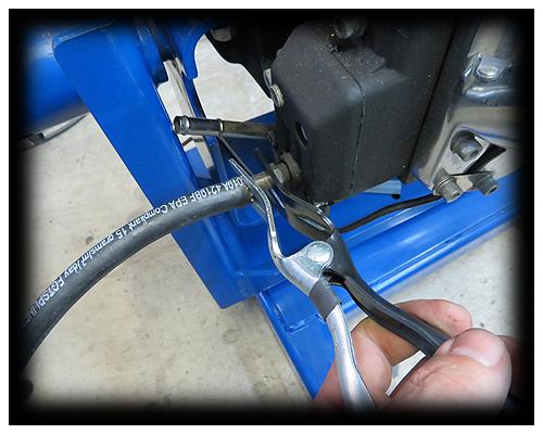 Lisle 47900 Hose Remover Pliers