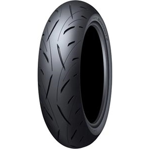 DUNLOP SPORTMAX Roadsport 2 [190/50ZR17 M/C (73W)] Tire