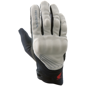 HONDA RIDING GEAR Protective Mesh Gloves