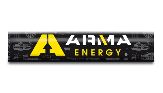 Blackbird Racing ARMA ENERGY TRADITIONAL BAR PAD