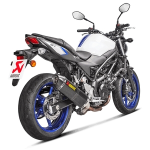 AKRAPOVIC e4 Specification Slip-on Silencer