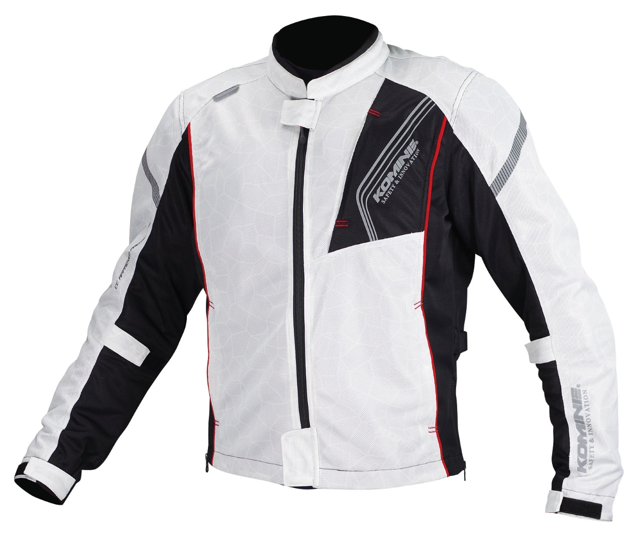 JK-128 Protect Full Mesh Jacket