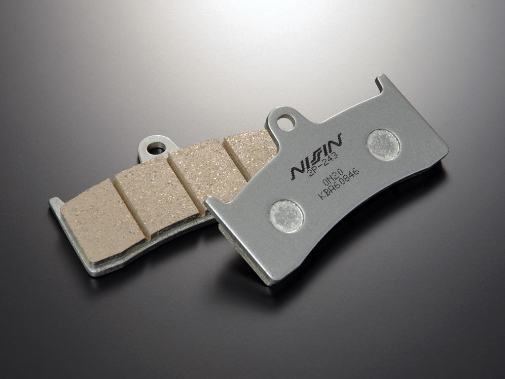 ADVANTAGE : ADVANTAGE NISSIN Brake Pads STD Type [2P-243]