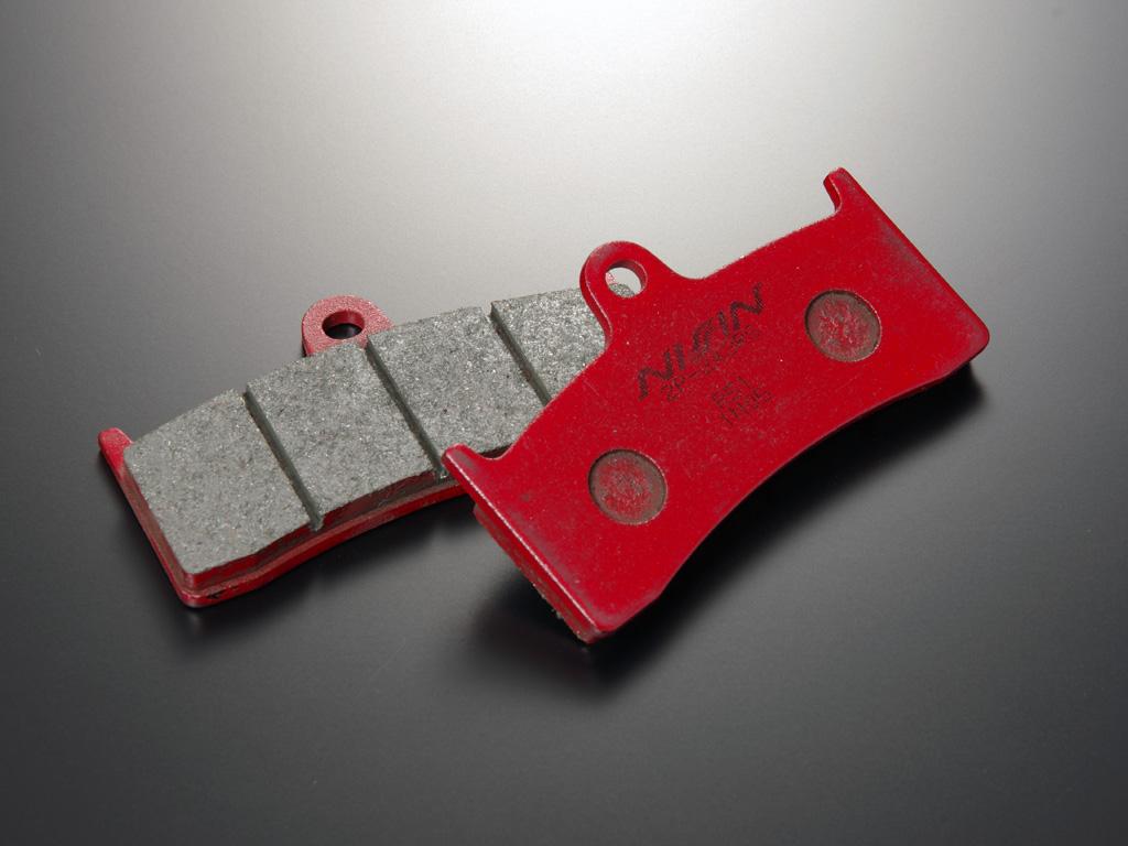 ADVANTAGE : ADVANTAGE NISSIN Brake Pads Racing Type [2P-243RS]