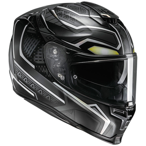 HJC HJH140 MARVEL RPHA70 BLACK PANTHER
