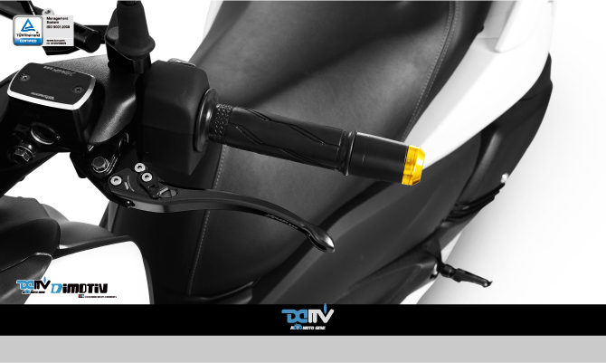 Bike-It Motorcycle Bike Round Bar End Weights 18mm Inner Black BEWRNDBLK