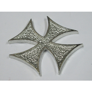 2%er Iron Cross Ornament