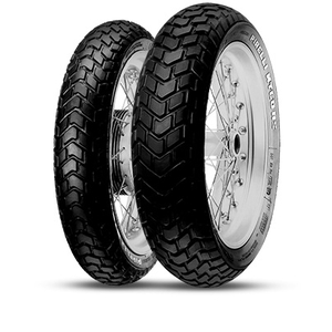 PIRELLI MT 60 RS [ 180/55 Zr 17 M/C ( 73 W ) TL ] Mt. 60 Earls Tire